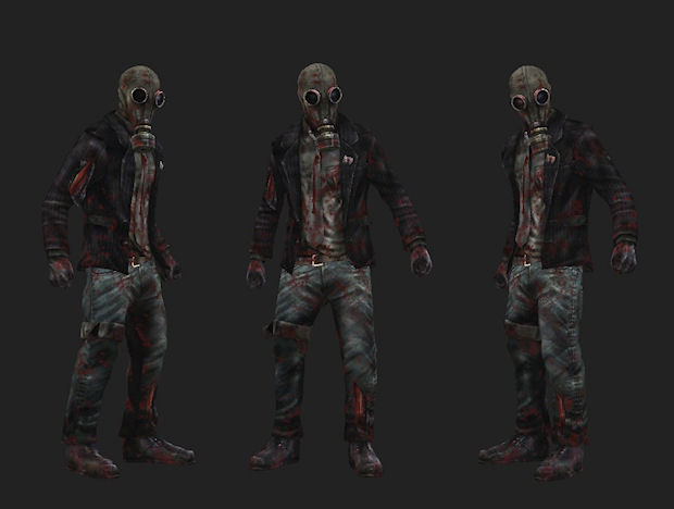 Bloody Foster (Mr. Foster Killing Floor Skin)