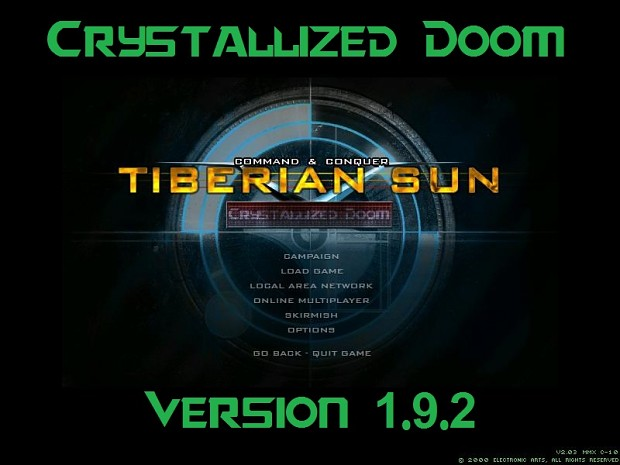 Crystallized Doom 1.9.2 [Outdated]