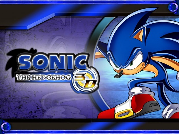 Sonic The Hedgehog 3D v0.3 (Mac OS X)