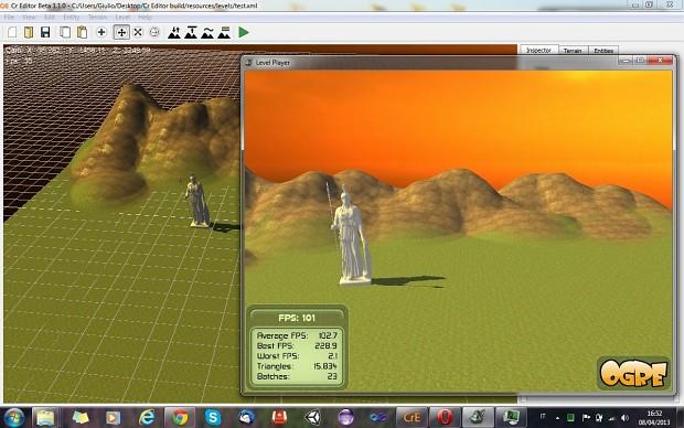 Cr Editor Beta 1.1.0