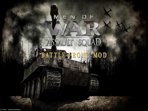 Battle Front Mod 2.5