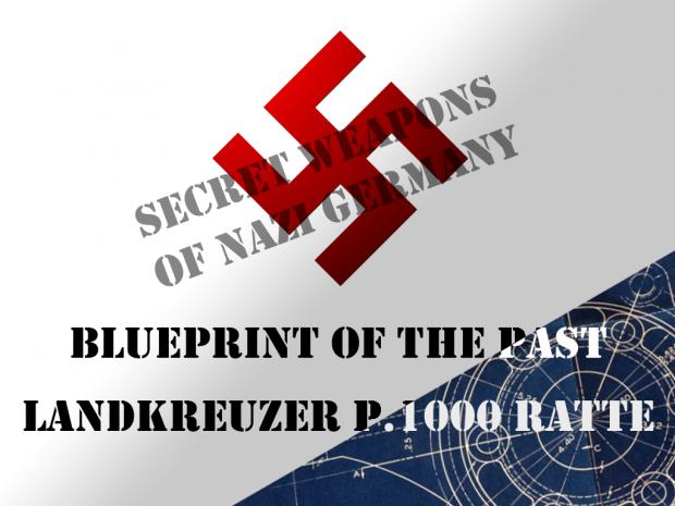 Secret Weapons : Blueprint Of The Past