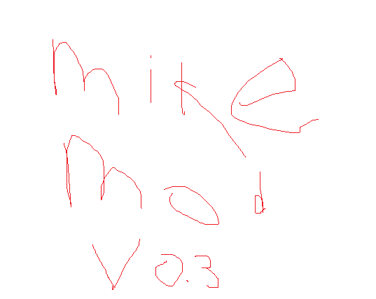 Mike mod v0.3 fan made