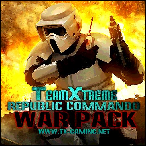 TeamXtreme WarPack v8.1