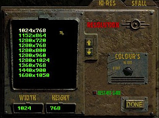 Fallout 2 Resolution Patch v2