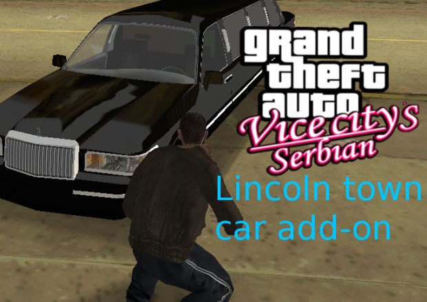 [Add-on] Lincoln town limousine