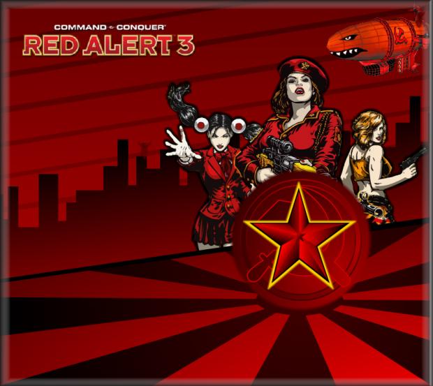 Red Alert 3 - Parche de Actualización 0.0.2