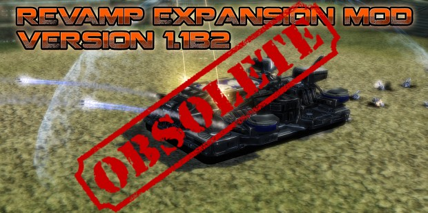 OBSOLETE - Revamp Expansion Mod v1.1b2c