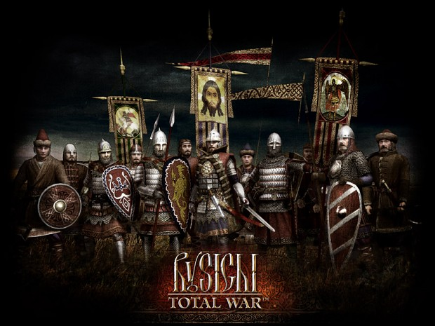 Rusichi: Total War v1.0 ENG