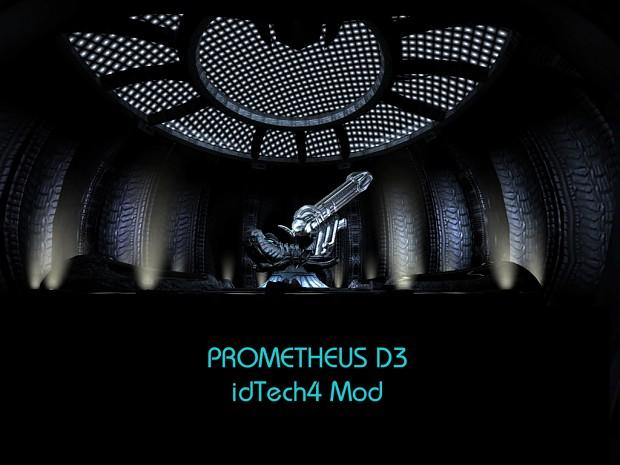 Prometheus D3 idTech4 Mod