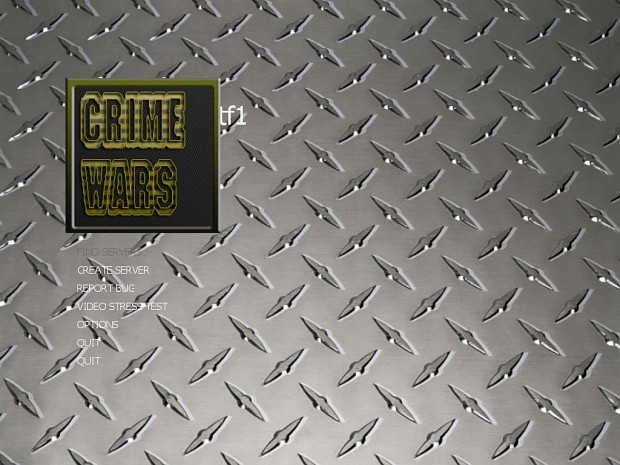 Crime Wars Second Release