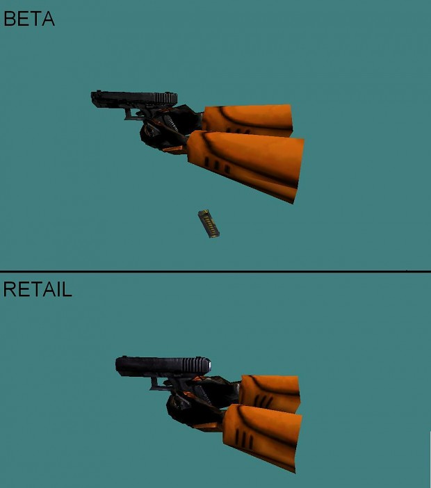 E3 1998 Beta Glock