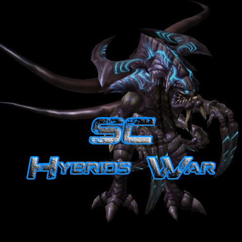 StarCraft Hybrids War demo v0.7