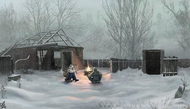 Winter of Death English translation