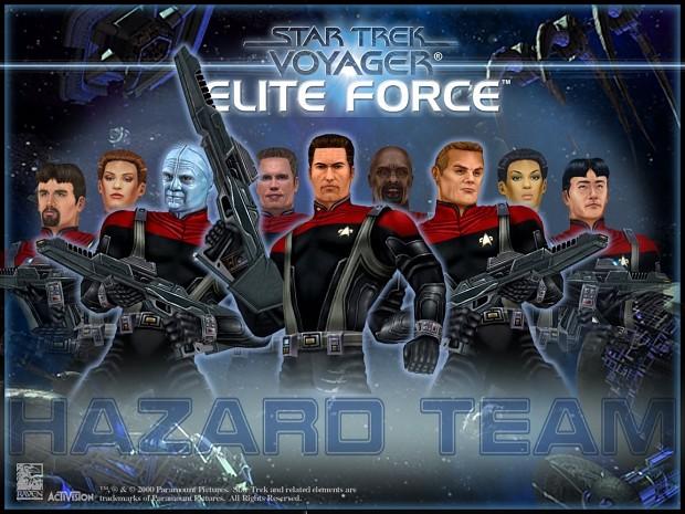 Star Trek® Voyager Elite Force official Patch 1.2