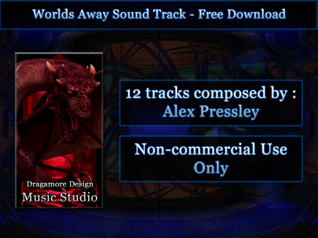 Worlds Away Complete Sound Track