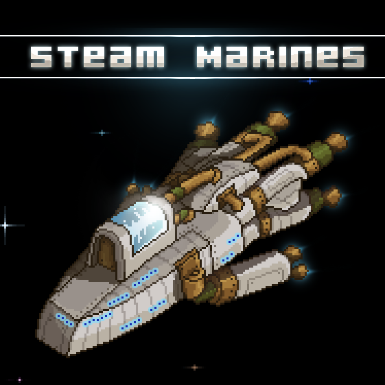 Steam Marines v0.7.4.5a (Win)