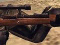 Kar98k & Kar98k scope