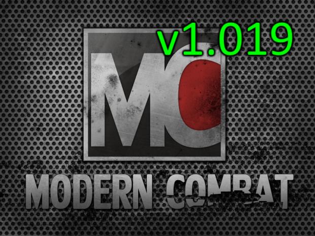 CoH: Modern Combat - v1.019 Full Release