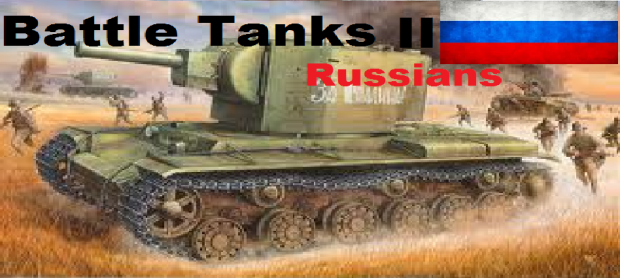 Battle Tanks II Russians