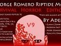 George Romero Riptide V9 Survival Horror Edition