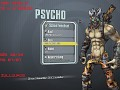 Borderlands 2: Krieg the Psycho Skins