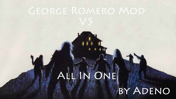 George Romero Mod V5 All in One