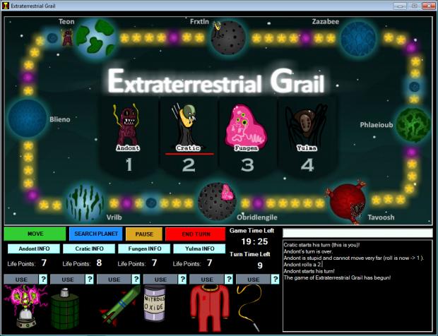 Extraterrestrial Grail version 1.2.0.2 (installer)