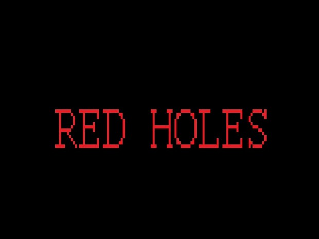 Red Holes