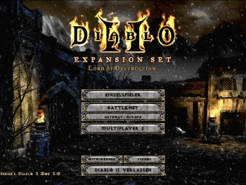 Sebish's Diablo 2: LoD modification 2.5