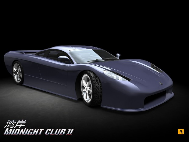 Midnight Club 2 Demo
