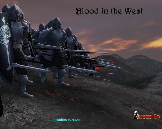 Blood in the West -Ivanhoe Version -beta 1.0