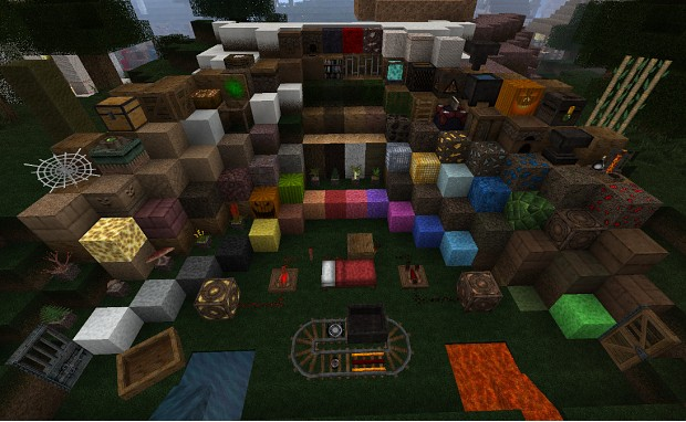 Carnivores Texture Pack [128x]