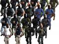 Jhoony's Swat 4 Skins (Realistic Units) 1.1