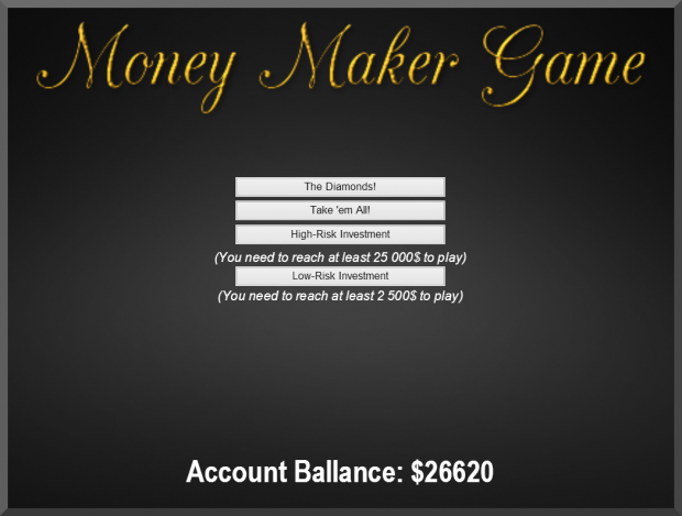 MoneyMaker Beta