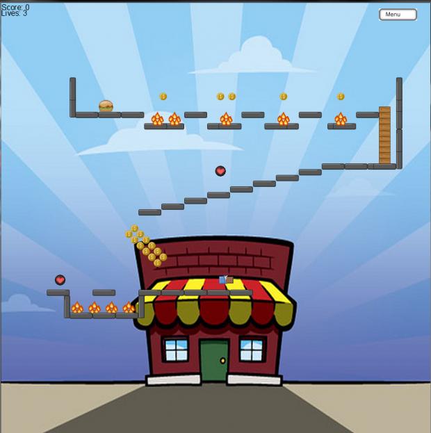 RunAway Burger v4