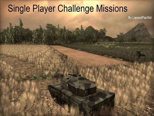Single Player Challenge Missions