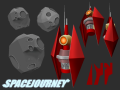 SpaceJourney New Menu Texture DEMO GAME MODIFICADE