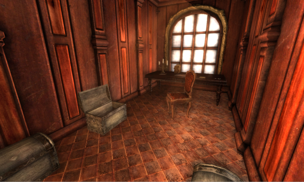 Amnesia : The Mansion (Book One and Two) v 1.1