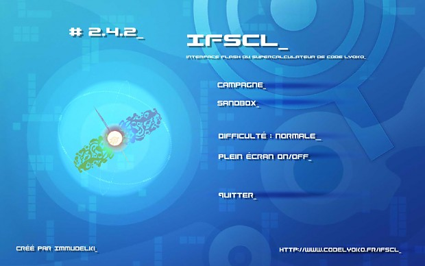 [old] IFSCL 2.4.2
