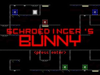 Schroedinger´s Bunny