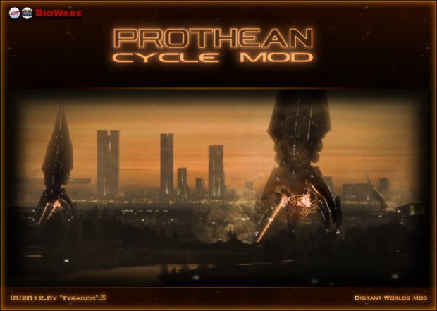 Prothean Cycle Mod (v 1.0)