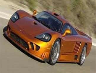 Tony Stark's Saleen S7 Turbo Tuned