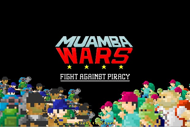 Muamba Wars - Fight Against Piracy v.0.5a