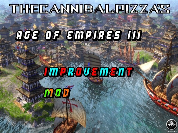 Age of Empires III Improvement Patch v. 3.0