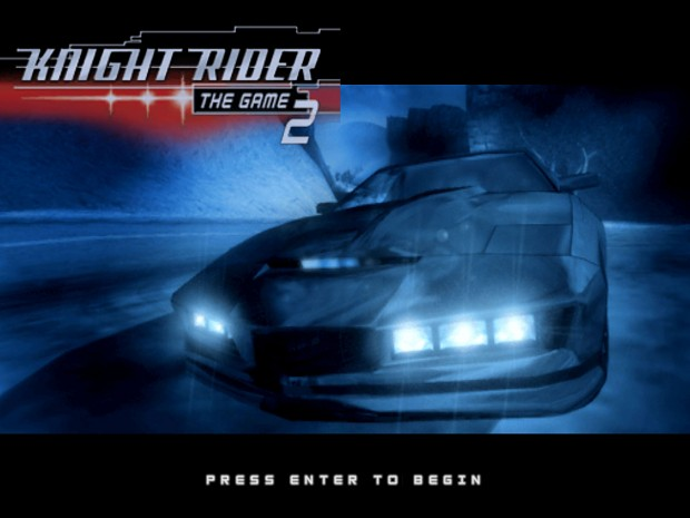 Knight Rider The Game 2 demo
