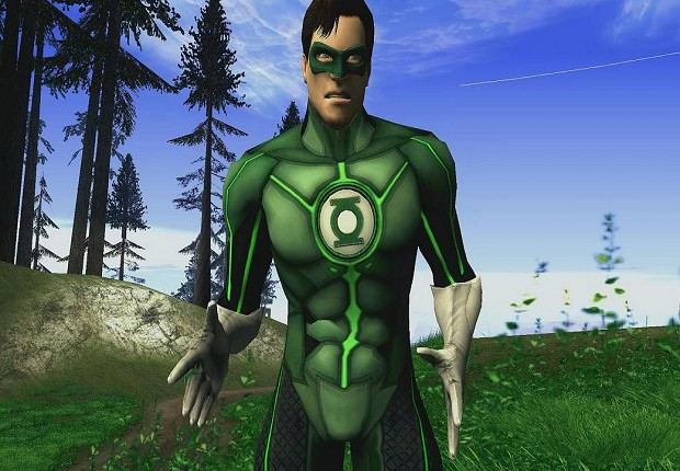 Green Lantern by Diego4Fun