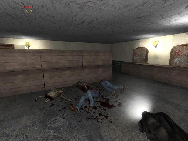 Resident Evil Fall of Raccoon City FPS Creator Ver
