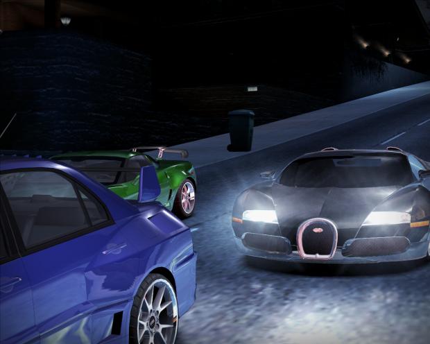 Bugatti Veyron v1.2