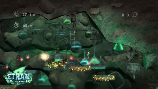 Alpha Demo - Ethan : Meteor Hunter